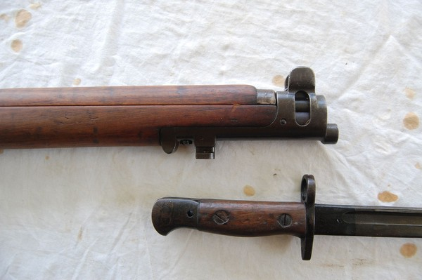 Le fusil du soldat anglais pendant la grande guerre for Caracteristique anglais
